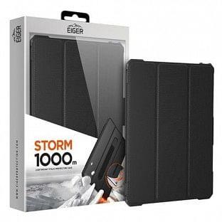 Eiger Apple iPad 10.2'' (2019 / 2020) Outdoor-Cover Storm 1000m Schwarz (EGSR00101)