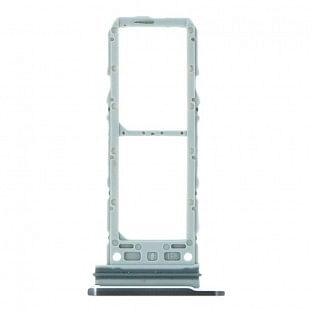 Samsung Galaxy Note 20 Dual Sim Tray Karten Schlitten Adapter Schwarz