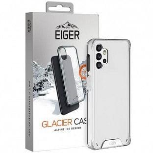 Eiger Samsung Galaxy A32 5G Hard-Cover Glacier Case transparent (EGCA00295)