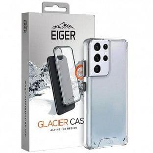 Eiger Samsung Galaxy S21 Ultra Hard-Cover Glacier Case transparent (EGCA00287)