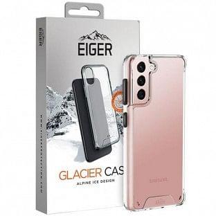 Eiger Samsung Galaxy S21 Plus Hard-Cover Glacier Case transparent (EGCA00286)