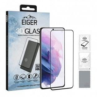 Eiger Samsung Galaxy S21 Plus 3D Glass Display Schutzglas (EGSP00698)