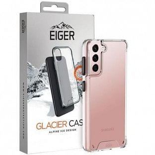 Eiger Samsung Galaxy S21 Hard-Cover Glacier Case transparent (EGCA00285)