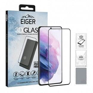 Eiger Samsung Galaxy S21 3D Glass Display Schutzglas (EGSP00697)