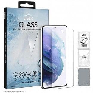 """Eiger Samsung Galaxy S21 """"2.5D Glass"""" Display Glas (EGSP00740)"""