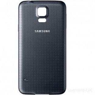 Samsung Galaxy S5 Backcover Rückschale Schwarz OEM