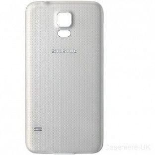 Samsung Galaxy S5 Backcover Rückschale Weiss OEM
