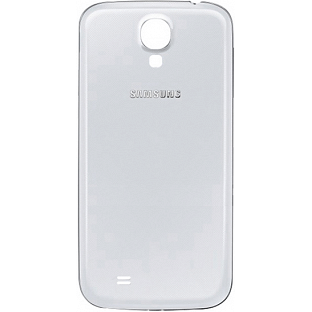 Samsung Galaxy S4 Backcover Rückschale Weiss OEM