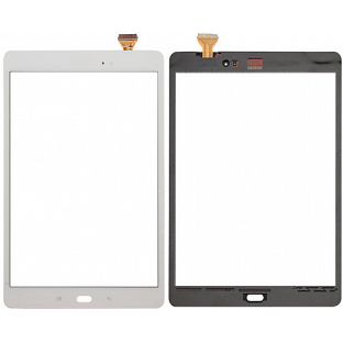 Samsung Galaxy Tab A 9.7 Touchscreen Glas Digitizer Weiss OEM