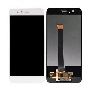Huawei P10 Plus LCD Digitizer Ersatzdisplay Weiss OEM