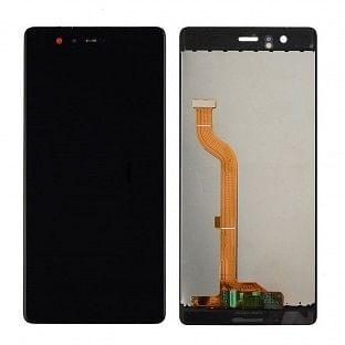 Huawei P9 LCD Ersatzdisplay Schwarz OEM
