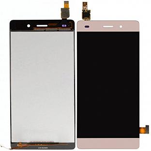 Huawei P8 Lite LCD Ersatzdisplay Gold OEM