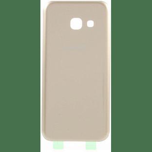 Samsung Galaxy A5 (2017) Backcover Rückschale mit Kleber Gold OEM