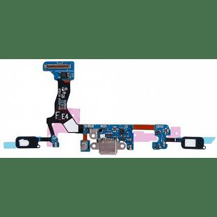 Samsung Galaxy S7 Edge Dock Connector USB C Ladeanschluss Flex Kabel OEM