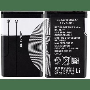 Nokia Akku BL-5C 1020mAh