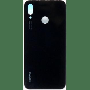 Huawei P20 Lite Backcover Rückschale mit Kleber Schwarz OEM
