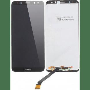 Huawei Mate 10 Lite LCD Digitizer Ersatzdisplay Schwarz OEM