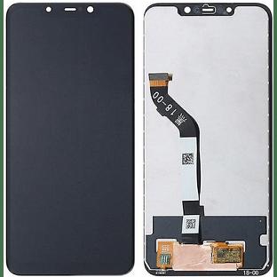 Xiaomi Pocophone F1 LCD Digitizer Ersatzdisplay Schwarz OEM