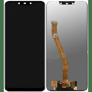 Huawei Mate 20 Lite LCD Digitizer Ersatzdisplay Schwarz OEM