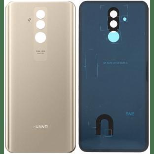 Huawei Mate 20 Lite Backcover Rückschale mit Kleber Gold OEM