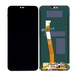 Huawei Honor 10 LCD Digitizer Ersatzdisplay Schwarz OEM