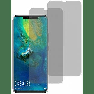 2er Set Crocfol Huawei Mate 20 Flüssig Glas Display Schutzfolie Transparent (DF4962-CF)