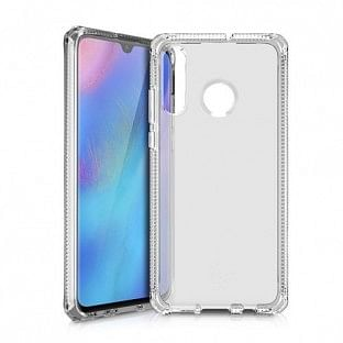 ITSkins Huawei P30 Lite Spectrum Schutz Hardcase Hülle (Fallschutz 2 Meter) Transparent (HW3L-SPECM-TRSP)