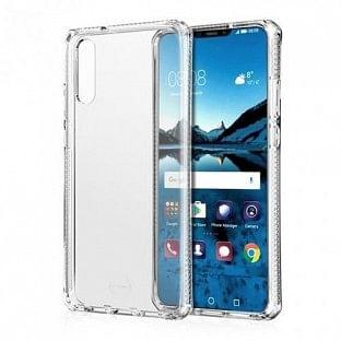 ITSkins Huawei P20 Spectrum Schutz Hardcase Hülle (Fallschutz 2 Meter) Transparent (HW20-SPECM-TRSP)