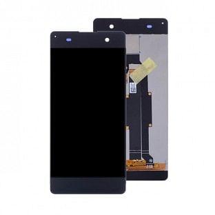 Sony Xperia XA LCD Ersatzdisplay Schwarz / Grau OEM