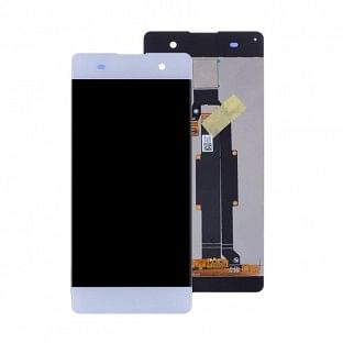 Sony Xperia XA LCD Ersatzdisplay Weiss OEM