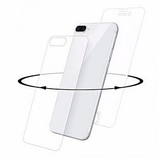 "Apple iPhone 8+, 7+, 6S+, 6+Display-Glas""360° Protection Set"""