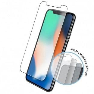 Apple iPhone 11, XRDisplay-Glas (2er Pack)Tri Flex High-Impact clear