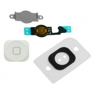 iPhone 5 Home Button Weiss