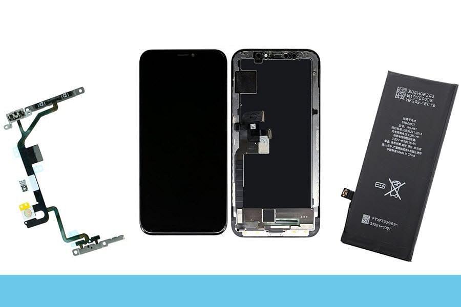 Galaxy S6 Edge Ersatzteile